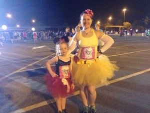 Emma Grace and me at the 2014 Disney Princess Royal 5K