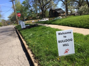Welcome to Bulldog Hill is right...